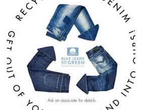 Guess launches denim recycling campaign with Cotton Inc