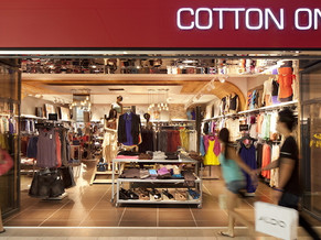 Cotton On in rapid expansion mode, on track for $2bn global sales