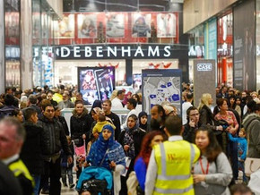 New shopping centres abandoned as retail gets tough
