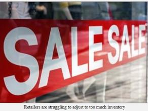 Bad sourcing blamed for pressure on retail margins