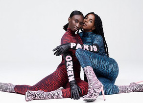 Kenzo X H&M's new campaign: an important statement about fashion diversity