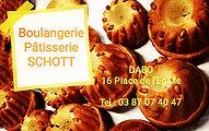 Boulangerie Pâtisserie SCHOTT
