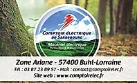 Comptoir électrique de Sarrebourg