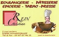 Boulangerie REIN