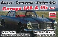 Garage ERB
