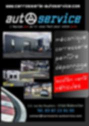 Carrosserie AUTOSERVICE