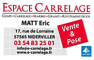 Espace Carrelage MATT Eric