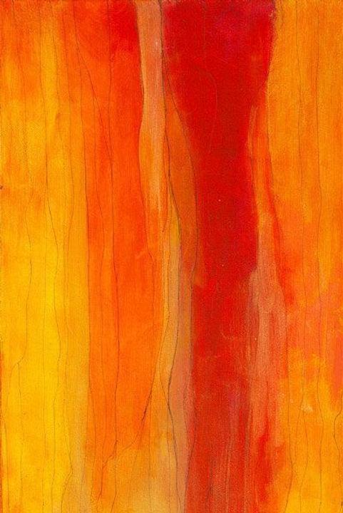 59 Pretty Autumn Color Schemes { Burnt orange autumn leaves }.jpeg