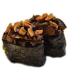 Spicy Mushroom Gunkan