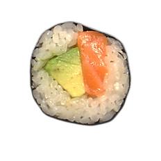 Shake Avocado Maki