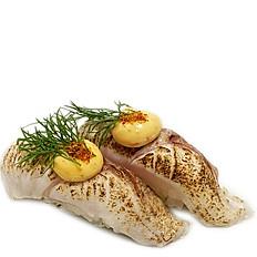 Spicy Shiromashu Nigiri