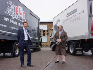 System Group and WMCA hosts visit from Work and Pensions Secretary to Birmingham retraining scheme