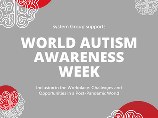 World Autism Awareness Week 2021 (29 March - 4 April)