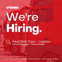 Adult Skills Tutor - Driving Goods Vehicle       UK (Home-based)
