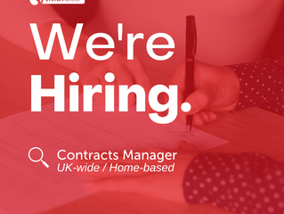 Contracts Manager   |   UK-wide (remote)