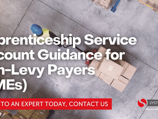 Apprenticeship Service Account Guidance for Non-Levy Payers (SMEs)