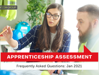 Apprenticeship Assessment: frequently asked questions