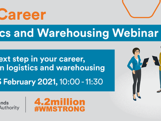 System Group guest panelist at Your Career: Logistics and Warehousing Webinar