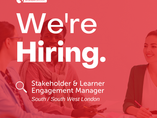 Stakeholder & Learner Engagement Manager      South / South West London