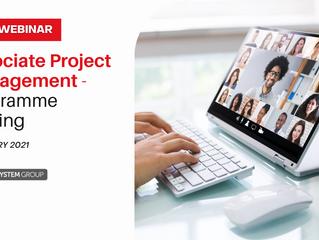 Associate Project Manager: Programme Briefing Webinar