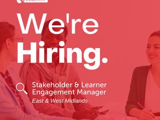 Stakeholder & Learner Engagement Manager       East & West Midlands
