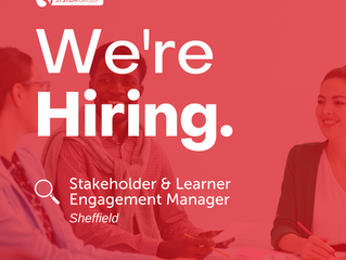Stakeholder & Learner Engagement Manager   |   Sheffield (remote)