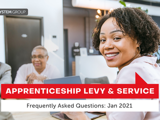 Apprenticeship Levy and Service: frequently asked questions