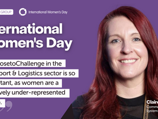 International Women's Day – An interview with Claire Lee, Commercial Director at System Group