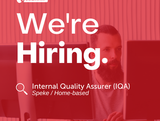 Internal Quality Assurer (IQA)   |   Speke (Home-based)