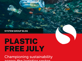 PLASTIC FREE JULY: Sustainability Success Stories in Green Logistics and Beyond