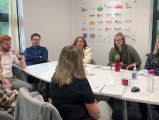 System Group holds our first 'Apprentice Meeting' since the reopening of our new HQ