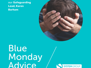 'Blue Monday' Advice: Take action