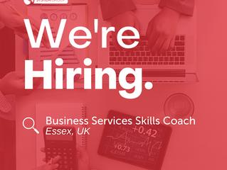 Business Services Skills Coach       Essex