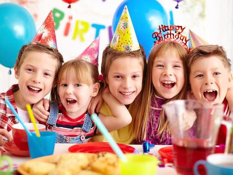 Como deixar as festinhas infantis mais saudáveis