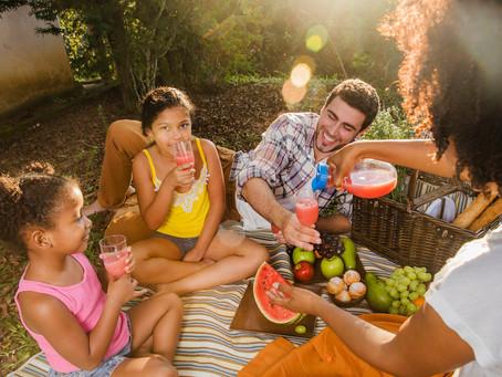 Sucos podem ser perigosos para as crianças?