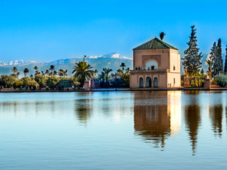 What to visit in Marrakech