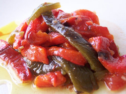 Taktouka salad