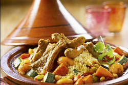 Traditional couscous