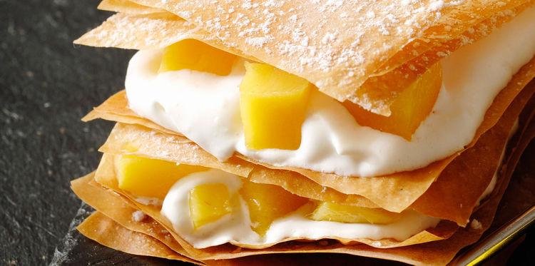 Pastilla fruit