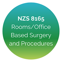 NZS 8165 Rooms_Office Based Surgery and