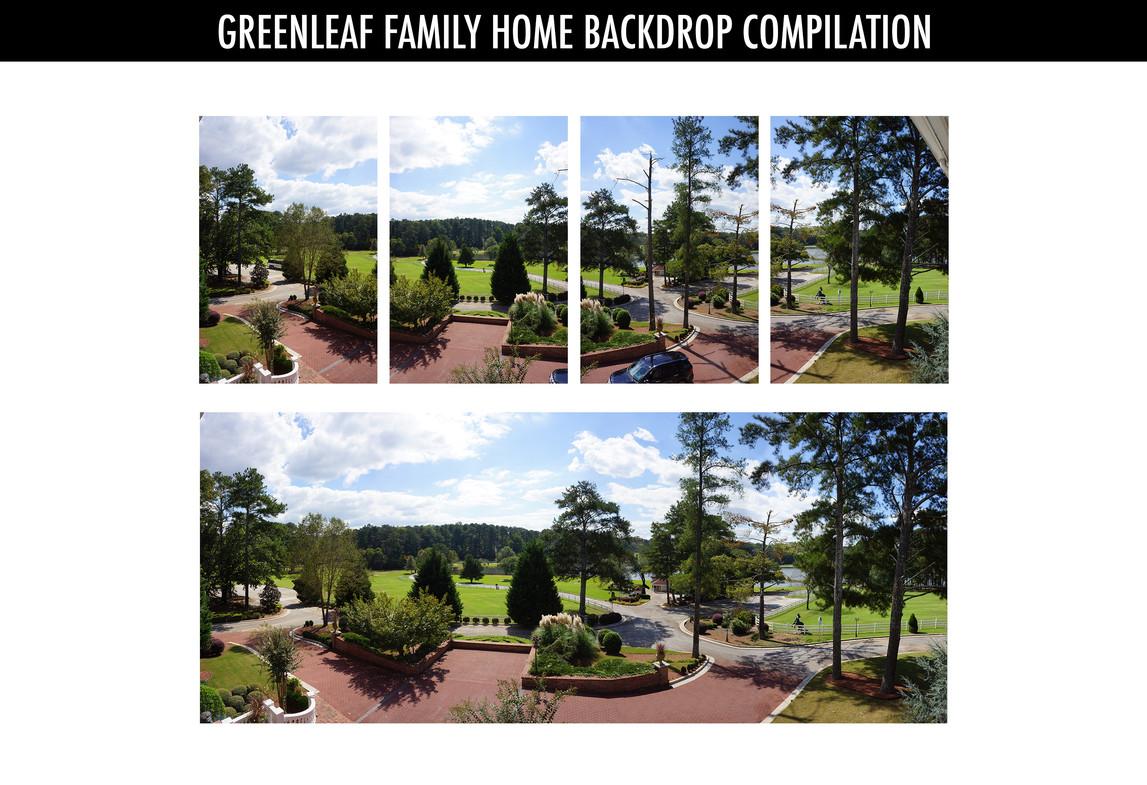 Greenleaf - Greenleaf Family Home Backdr