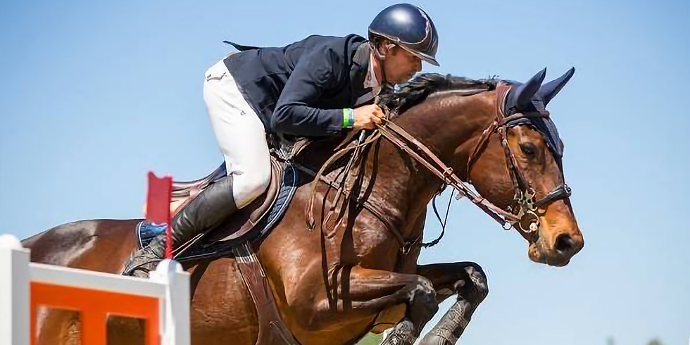 Clear Round Show Jumping