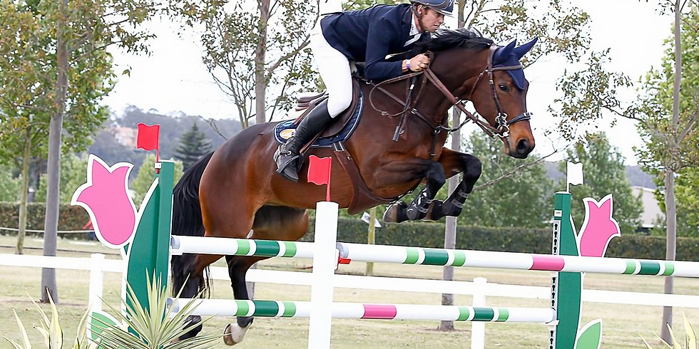 Clear Round Showjumping with optional fancy dress