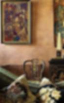 S-nova Nina, портреты, картины, интерьер