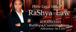 RaShya Law Spec