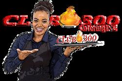Club300 logo