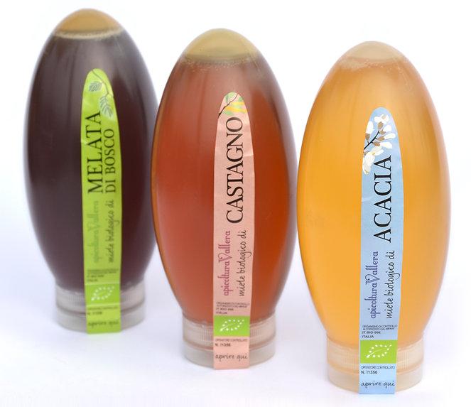 miele biologico Apicoltura Vallera