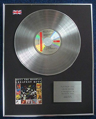 Mott The Hoople  -Greatest Hits