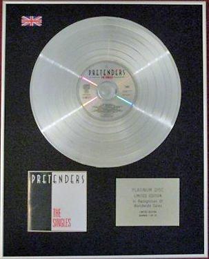 Pretenders  -The Singles