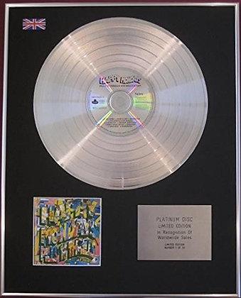HAPPY MONDAYS - CD Platinum Disc - PILLS 'N' THRILLS AND BELLYACHES
